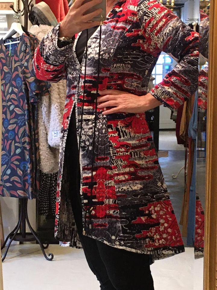 Orientique reversibel jurk damesmode