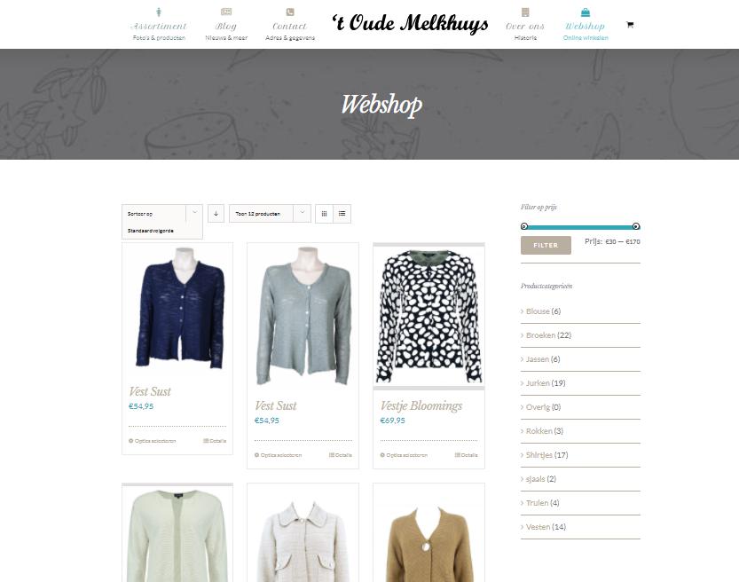 damesmode kledingwinkel webshop zutphen