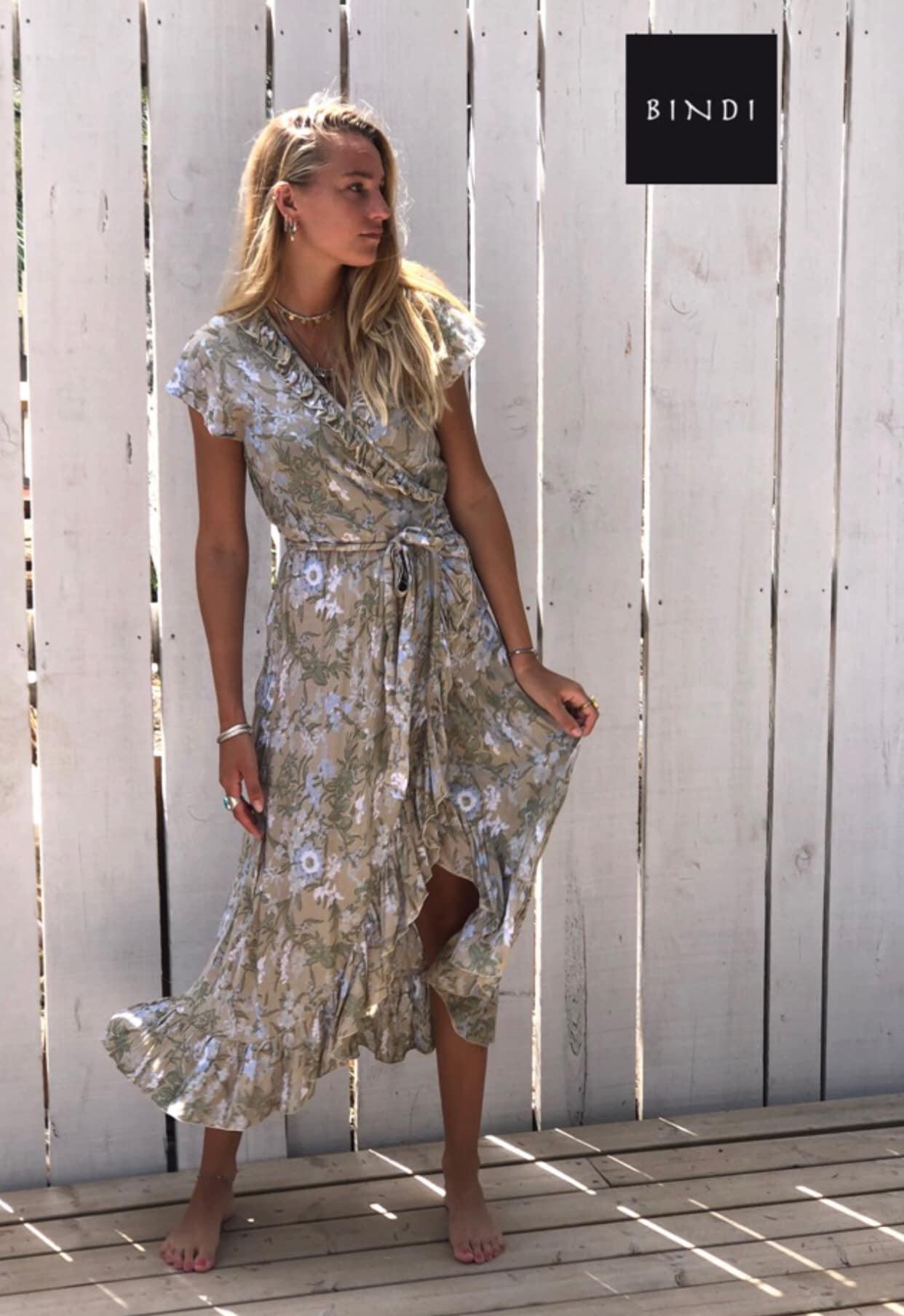 bindi zomer jurk